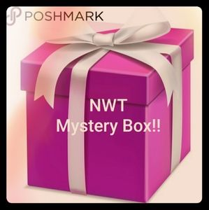 New with tags mystery box!!!